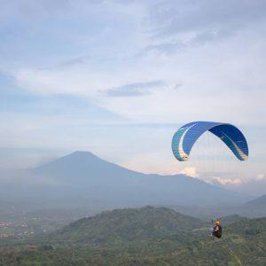 Paralayang Gunung Panten Majalengka IG 5