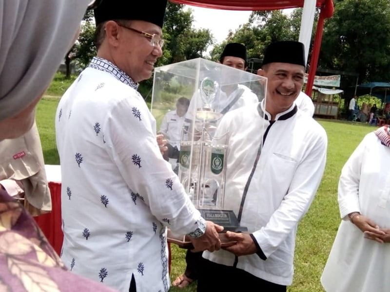 Juara Umum MTQ Se Kabupaten Majalengka Diraih Kecamatan Talaga FBIrma Dhenisya