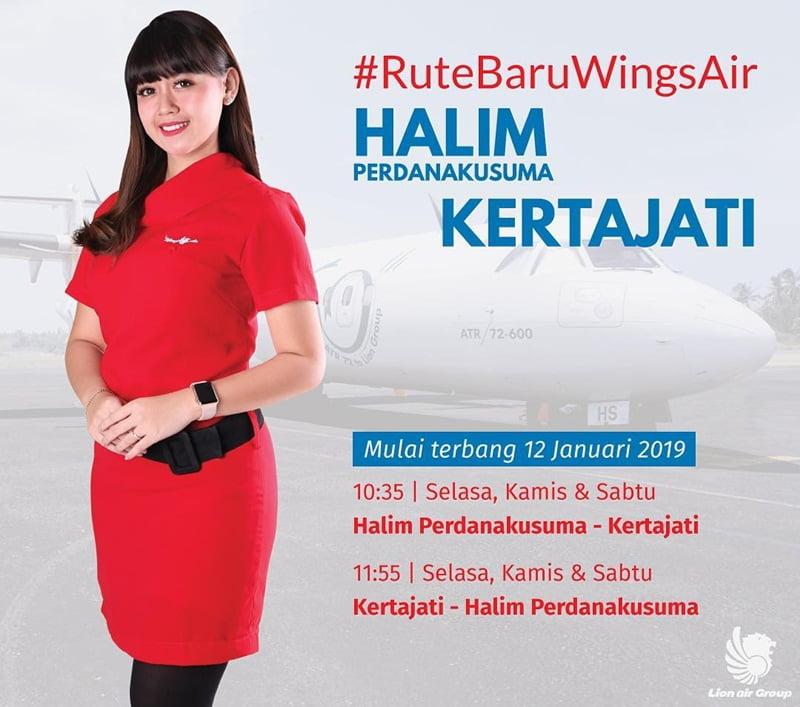 Promo Lion Air Rute Bandara Kertajati Majalengka Jakarta IGlionairgroup