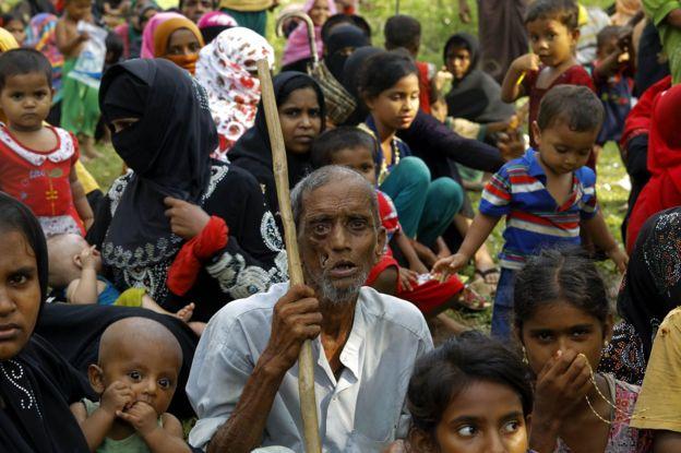 Thumbnail Berita Mengenai Rohingya