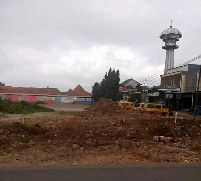 Pembangunan Taman Alun Alun Talaga FB