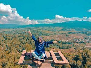 Lokasi dan Spot Wisata Pasir Ole-Ole Cipicung Bantarujeg Yang Eksotis