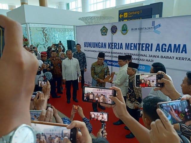 Bandara Kertajati Majalengka Jadi Embarkasi Haji Kertajati Ap2