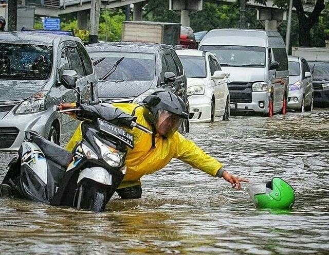 Banjir 2020 IGinfobanjir.jakarta