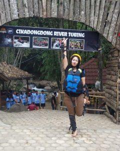 Cikadongdong River Tubing Majalengka IG 1
