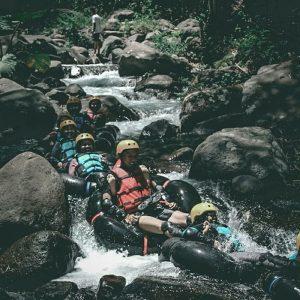 Cikadongdong River Tubing Majalengka IG 6