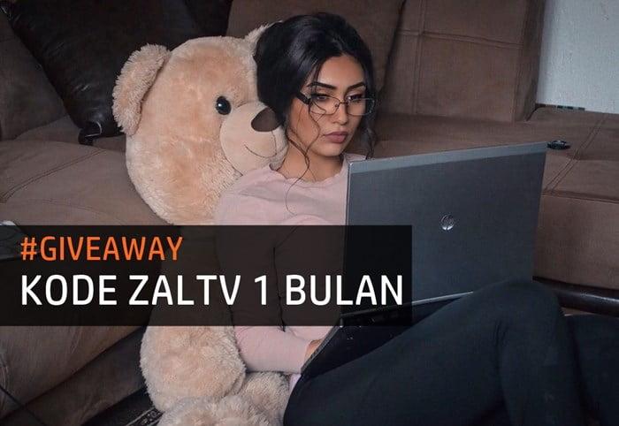 GIVEAWAY Zaltv IGdenymla