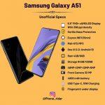 Galaxy A51 Terbaru 2020 IG 7