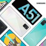 Galaxy A51 Terbaru 2020 IG 8