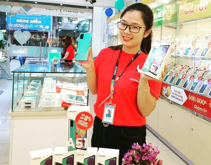 Galaxy A51 Terbaru 2020 IGhoa Anh Anh
