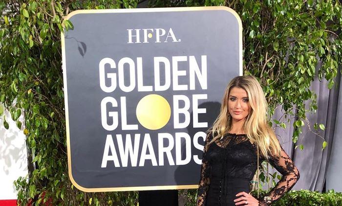 Golden Globe 2020 IGlilialbert La