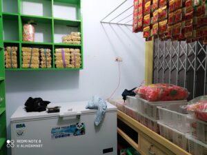 Pembukaan Toko Alifia Frozen Food ALHIDAMART 1