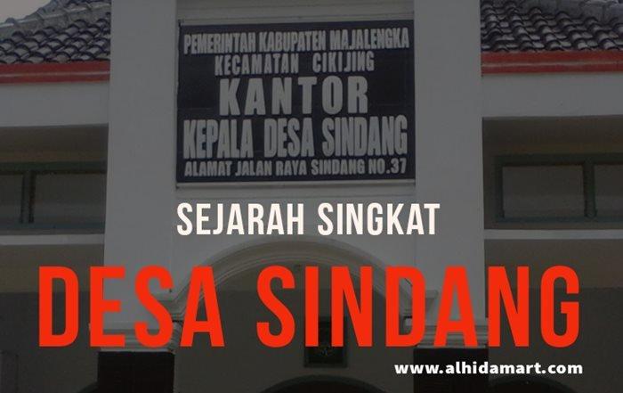 Sejarah Desa Sindang Cikijing ALHIDAMART