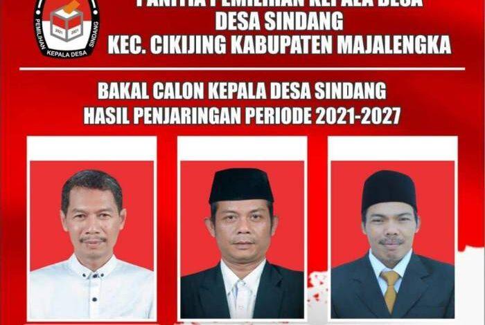 Jadwal Pemilihan Kepala Desa Sindang Fb